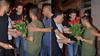 Mesut Özil ile çiçekçiler arasında gerginlik