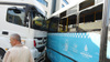 Hafriyat kamyonu halk otobüsüne çarptı: 10 yaralı