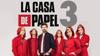 La Casa de Papel 3. sezon geldi.