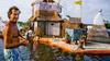 150 bin tane pet şişeden ada yaptı!
