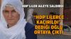 Kayıp genç bulundu, HDP'liler aileye saldırdı