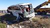 Yolcu otobüsü devrildi!.. Ölü ve yaralılar var!