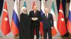 Çankaya'da Suriye zirvesi: Ayrı ayrı görüştü
