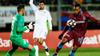 Trabzonspor, Altay deplasmanında avantaj sağladı