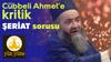 """Cübbeli Ahmet Hoca'ya kritik """"şeriat"""" sorusu"""