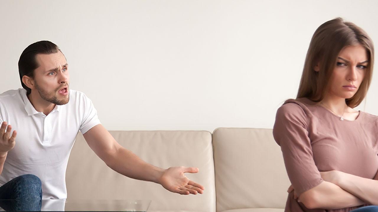Dikkat! O sözler boşanma nedeni