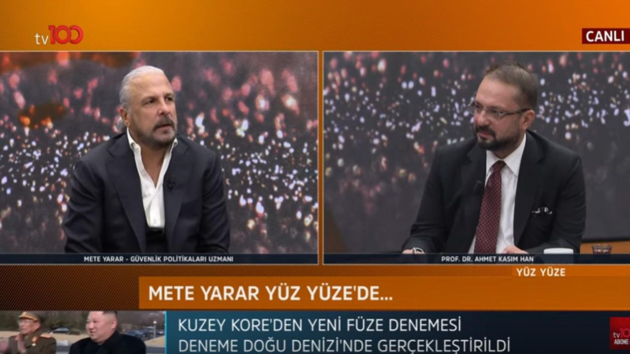 Mete Yarar - Ahmet Kasım Han ile Yüz Yüze