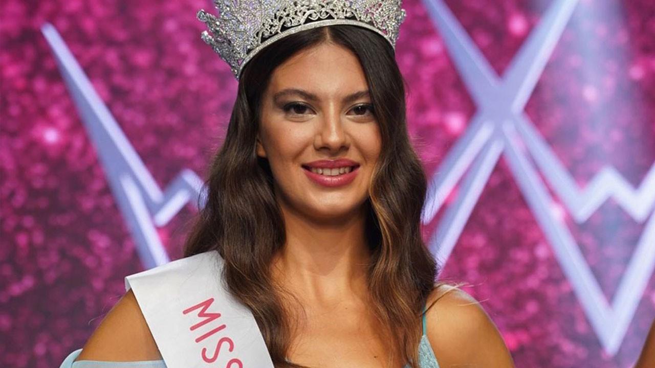 Miss Turkey 2021 birincisi belirli oldu! İşte kazanan isim