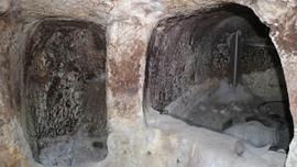 Evin altından yeraltı şehri çıktı!