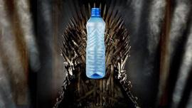 Zaman yolculuğu yapan su şişesi