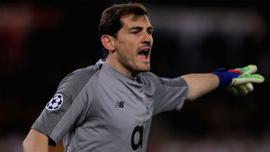 Casillas'a bir kötü haber daha