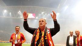 5 yıl daha Galatasaray'da