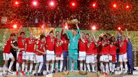 Almanya Kupası Bayern'in