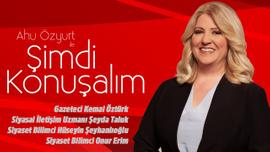 Ahu Özyurt ile Şimdi Konuşalım - 19 Haziran 2019
