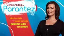 Ceren Akdağ ile Parantez - 8 Temmuz 2019