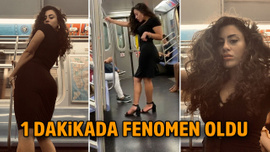 Dünya 'Metro Güzeli'ni konuşuyor
