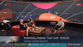 Hilal Ergenekon ile Yarından Önce | 20 Ağustos 201