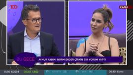 Aynur Aydın: Norm Ender'e diss atmak istiyorum