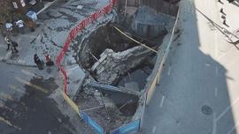 Yer: İstanbul... Asfaltın altından tarih fışkırdı!