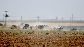 MSO teröristlerin işgalindeki bölgelere girdi