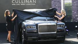 Rolls-Royce'dan bir ilk!