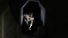 PKK'nın kazdığı tünel ortaya çıkarıldı
