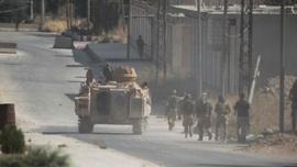 İşte Tel Abyad sokakları...