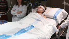 6.5 saat kalbi duran kadın hayata döndü