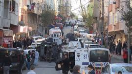 İstanbul'da polise silahlı saldırı!