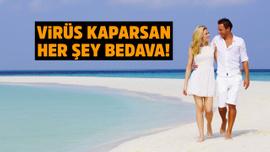 Kıbrıs'ta inanılmaz kampanya
