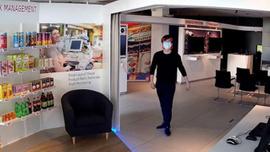 AVM girişlerinde yapay zekalı kamera önlemi