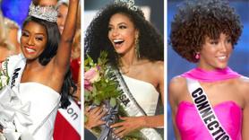 ABD güzellik yarışmaları tarihinde bir ilk