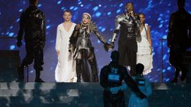 Eurovision'a Filistin damgası