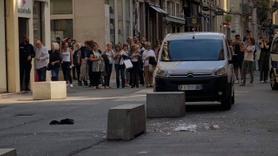 Fransa'da patlama: 13 yaralı