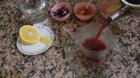 Hibiskus çayı hastanelik etti