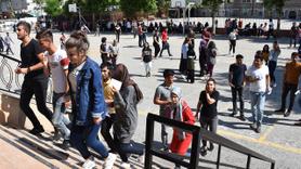 YKS'ye giren öğrencilerden 'Emel' tepkisi
