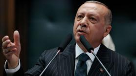 Erdoğan'ın Meclis'te yayınladığı tünel videosu