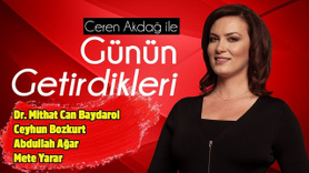 Ceren Akdağ ile Günün Getirdikleri | 12.07.2019