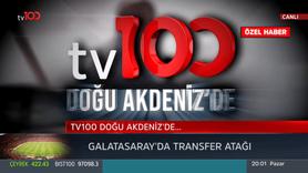 tv100 Doğu Akdeniz'de