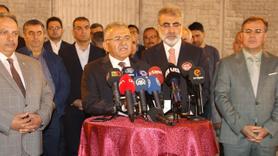 Kayseri'de 'istifa' iddialarına yalanlama!