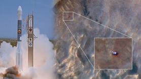 Mars'ta Curiosity kuş bakışı görüntülendi