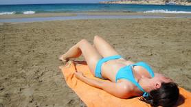 Güneş yanığı nasıl iyileşir?