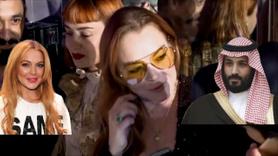 Lindsay Lohan Suudi Prens'le aşk yaşıyor!