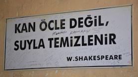 Sinop Cezaevi duvarında 'tarihi hata'