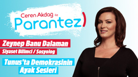 Parantez l 14 Ağustos 2019 l Zeynep Banu Dalaman