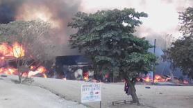 Yakıt tankeri patladı: 10 ölü
