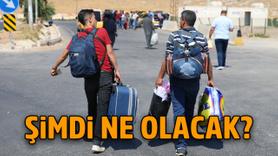 Suriyeliler için verilen süre doldu