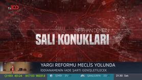 Metehan Demir'in Salı Konukları | 20 Ağustos 2019