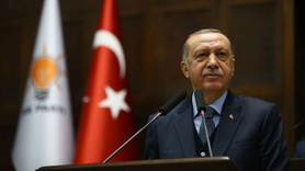 Erdoğan: Bu davanın yükünü kaldıramayanlar oldu