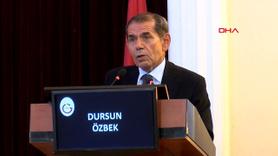 Dursun Özbek: Galatasaray tehlikede